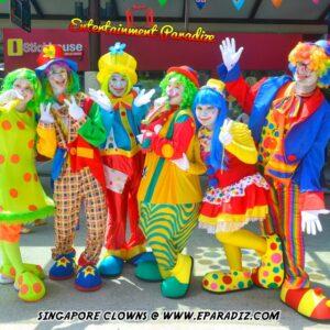 clowns singapore 1