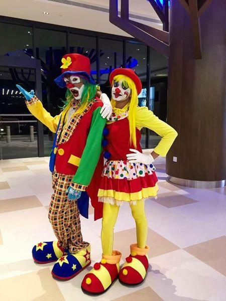 krackerjack the clown ran superman 1
